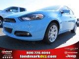 2013 Laguna Blue Dodge Dart SXT #78584705