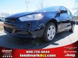 2013 True Blue Pearl Coat Dodge Dart SE #78584703