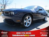 2013 Jazz Blue Pearl Dodge Challenger R/T #78584699