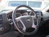2008 Chevrolet Silverado 1500 Z71 Extended Cab 4x4 Steering Wheel