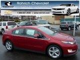 2013 Crystal Red Tintcoat Chevrolet Volt  #78585154