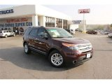 2011 Bordeaux Reserve Red Metallic Ford Explorer XLT #78584579