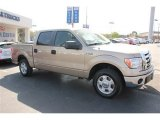 2011 Pale Adobe Metallic Ford F150 XLT SuperCrew #78584578