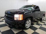 2008 Chevrolet Silverado 1500 LS Regular Cab Front 3/4 View