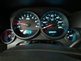 2008 Chevrolet Silverado 1500 LS Regular Cab Gauges