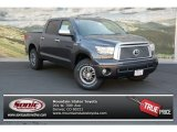 2013 Magnetic Gray Metallic Toyota Tundra TRD Rock Warrior CrewMax 4x4 #78584454