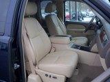 2010 Chevrolet Silverado 1500 LTZ Extended Cab 4x4 Dark Cashmere/Light Cashmere Interior