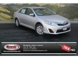 2013 Classic Silver Metallic Toyota Camry LE #78584439