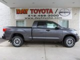 2013 Magnetic Gray Metallic Toyota Tundra TRD Rock Warrior Double Cab 4x4 #78584561