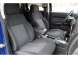 2009 Hummer H3 T Front Seat