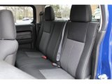 2009 Hummer H3 T Rear Seat