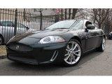 2010 Botanical Green Metallic Jaguar XK XKR Coupe #78584554
