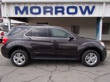 2013 Tungsten Metallic Chevrolet Equinox LT AWD #78584675