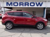 2013 Ruby Red Metallic Ford Escape SEL 2.0L EcoBoost 4WD #78584665