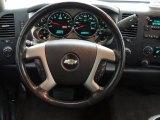 2008 Chevrolet Silverado 1500 LT Extended Cab 4x4 Steering Wheel
