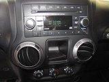 2012 Jeep Wrangler Sport 4x4 Controls