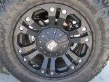 2012 Jeep Wrangler Sport 4x4 Custom Wheels