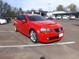 2009 Liquid Red Pontiac G8 GT #78585018