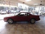 1993 Cadillac Allante Pearl Red