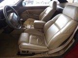 1993 Cadillac Allante Interiors