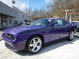2013 Plum Crazy Pearl Dodge Challenger R/T Classic #78584904