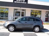 2011 Polished Metal Metallic Honda CR-V SE #78584898