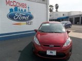 2013 Ruby Red Ford Fiesta SE Hatchback #78640022