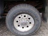 2003 Ford F250 Super Duty King Ranch Crew Cab 4x4 Wheel