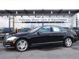 2013 Black Mercedes-Benz S 550 4Matic Sedan #78640401