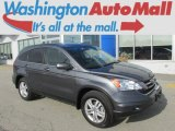 2011 Polished Metal Metallic Honda CR-V EX-L 4WD #78640145