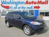 2011 Royal Blue Pearl Honda CR-V EX 4WD #78640144