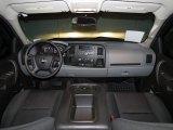 2010 Chevrolet Silverado 1500 LS Crew Cab Dashboard