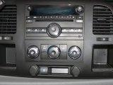 2010 Chevrolet Silverado 1500 LS Crew Cab Controls