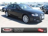 2013 Brilliant Black Audi A4 2.0T quattro Sedan #78640393