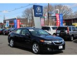 2010 Crystal Black Pearl Acura TSX Sedan #78640010
