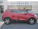 2013 Ruby Red Metallic Buick Encore Leather AWD #78640522