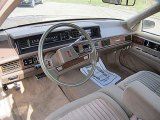 Oldsmobile Ninety-Eight Interiors