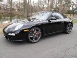 2012 Black Porsche 911 Carrera S Cabriolet #78640003