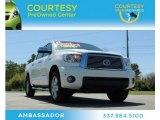 2010 Super White Toyota Tundra Limited CrewMax 4x4 #78640513