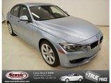 2013 Liquid Blue Metallic BMW 3 Series 335i Sedan #78640374