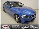 2013 Estoril Blue BMW 3 Series 335i Sedan #78640373