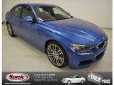 2013 Estoril Blue BMW 3 Series 335i Sedan #78640372