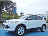 2013 Oxford White Ford Escape SE 2.0L EcoBoost #78640117