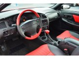 2000 Chevrolet Monte Carlo Limited Edition Pace Car SS Red/Ebony Interior