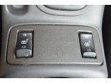 2000 Chevrolet Monte Carlo Limited Edition Pace Car SS Controls