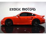 2008 Guards Red Porsche 911 Turbo Coupe #78640747