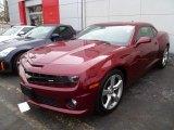 2010 Red Jewel Tintcoat Chevrolet Camaro SS Coupe #78640620