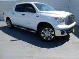 2013 Super White Toyota Tundra Texas Edition CrewMax #78640336