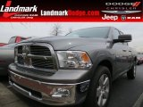 2011 Mineral Gray Metallic Dodge Ram 1500 Big Horn Quad Cab #78640210