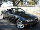 2005 Jet Black BMW 3 Series 330i Convertible #781241